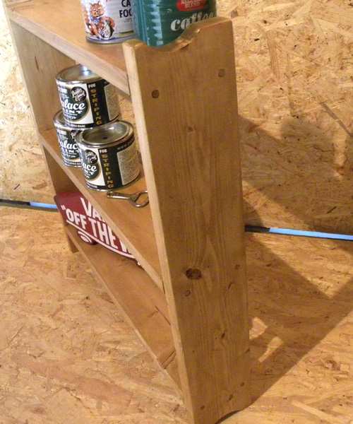 木製ラック