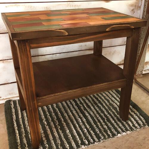 ビンテージサイドテーブル