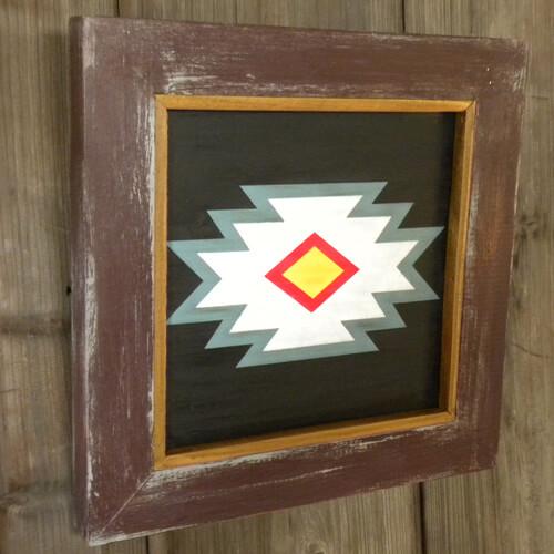 木製アンティーク看板