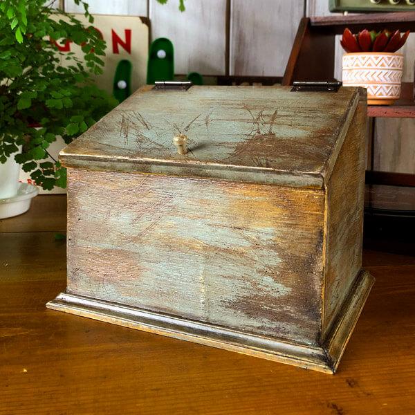 ビンテージ木箱